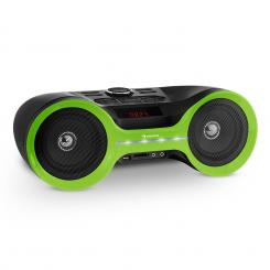 Boombastic Bluetooth-Boombox USB SD MP3 AUX UKW LED