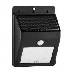 Solarlux Solar-Außenleuchte Bewegungsmelder 4 LED warmweiß kabellos