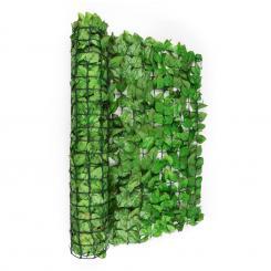 Fency Bright Leaf Sichtschutzzaun Windschutz 300x150 cm Buche hellgrün light_green | 150 cm / Buche