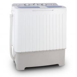 Ecowash XXL Waschmaschine 6,8 kg Schleuder 5,2 kg 6,8 kg