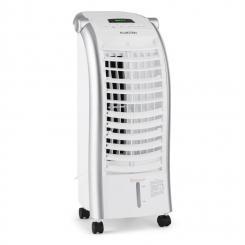 Maxfresh WH Ventilator Luftkühler 6L 65W Fernbedienung Eispack Weiß