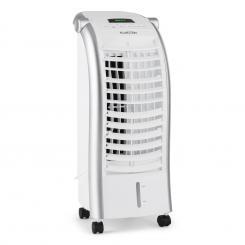 Maxfresh Ventilator Luftkühler 6L 56 W Fernbedienung Eispack Weiß