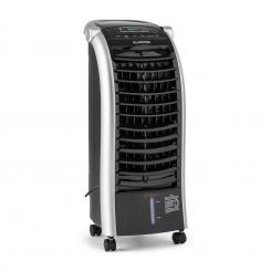 Maxfresh BK Ventilator Luftkühler 6L  56 W Fernbedienung 2 x Eispack Schwarz