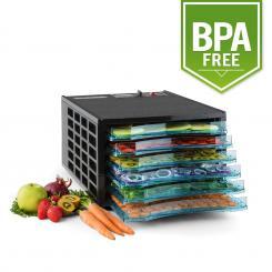 Fruit Jerky 6 Dörrautomat Dehydrator 630W 6 Etagen BPA-frei 6_stages