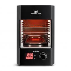 Steakreaktor 2.0 Indoor Grillgerät 850 °C 1600W Infrarot Schwarz