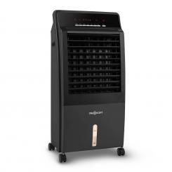CTR-1 Luftkühler 4-in-1 mobiles Klimagerät 65 W Fernbedienung schwarz Schwarz