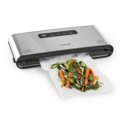 Foodlocker Pro Vakuumierer 30 cm 120W -0,8 bar 12 l/min Edelstahl Pro: -0,8 bar 12 Ltr/min