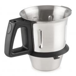 Kitchen Hero Küchenmaschine Mixbecher Ersatzteil 2l Edelstahl