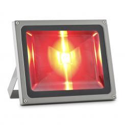 Fabulux 30W LED-RGB-Flutlichtstrahler Fluter Aluminium 30 Watt IP65