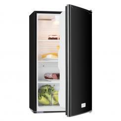 Beerkeeper Kühlschrank 92l Energieeffizienzklasse A+ 3 Ebenen schwarz Schwarz