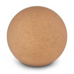 Sandshine XL Kugelleuchte Außenleuchte Gartenlampe Ø50cm Sandstein 50 cm
