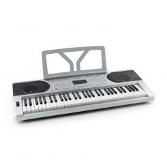 Etude 300 Keyboard 61 Tasten 300 Stimmen 300 Rhythmen 50 Demos silber silver