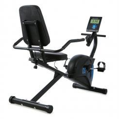 Swizor X Sitz-Ergometer 4 kg Schwungmasse Pulssensor schwarz Schwarz