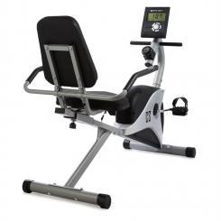 Swizor X Sitz-Ergometer 4 kg Schwungmasse Pulssensor grau Grau