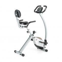 Trajector X-Bike Fahrrad-Heimtrainer 1,4 Kg Schwungmasse silber Silber