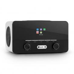 Connect 150 WH 2.1-Internetradio Spotify Connect WLAN USB DAB+ UKW RDS AUX Weiß