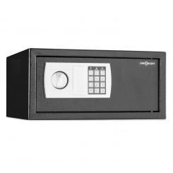 Hotelguard Laptopsafe elektronisches Zahlenschloss Wandbefestigung 27,9 Ltr
