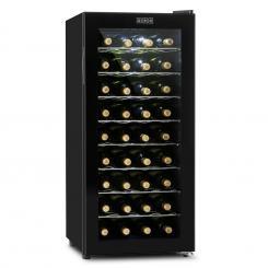 Vivo Vino thermoelektrischer Weinkühlschrank 36 Flaschen 118L