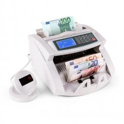 Buffett Geldscheinzähler UV-Prüfung magnetische Erkennung IR-Prüfung Weiß
