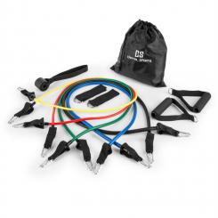 Ribbo Kit Funktionskabeltrainer Door-Gym Kabeltrainer-Set