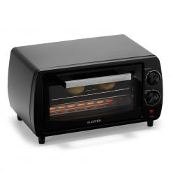 Minibreak Mini-Backofen 11l 800W 60min Timer 250°C schwarz Schwarz