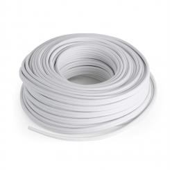 Lautsprecherkabel - CCA Aluminium-Kupfer 2 x 2,5mm 30m weiß