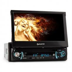 MVD-330 Moniceiver Bluetooth USB SD MP3 AUX 18cm (7'')-Touchscreen