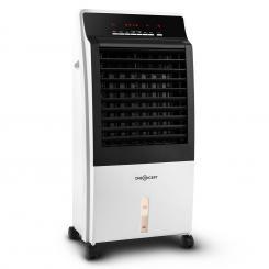 CTR-1 Heat mobiles 4 in 1 Kühl-und Heizgerät Luftkühler 2000 W weiß Weiß