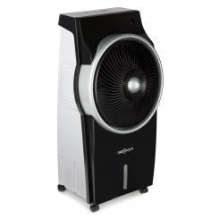 Kingcool Luftkühler Klimagerät Ventilator Ionisator schwarz/silber Schwarz