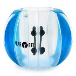 Bubball AB Bubble Ball Blasen-Fußball Erwachsene 120x150 EN71P PVC blau Blau | 150 cm