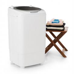 Ecowash Deluxe 7 Camping Waschmaschine 7kg 350W Schleuderfunktion 7 kg