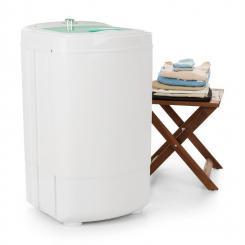 Wirbelwind Wäscheschleuder 8kg 250W 1350U/min Camping Wäschetrockner 8 kg