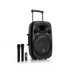 """Streetstar 12 Mobile PA-Anlage 12"""" Subwoofer Trolley BT USB/SD/MP3 UKW AUX"""