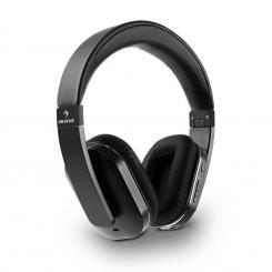 Elegance ANC Bluetooth-NFC-Kopfhörer Freisprech Geräuschdämpfung schwarz Schwarz
