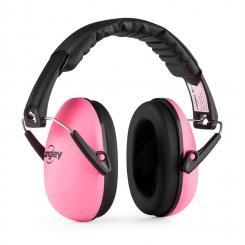 Earo Kinder-Kapselgehörschutz passiv mittlere Größe rosa