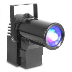 PS10W Spot-Scheinwerfer 10W 4-in1- LEDs RGBW DMX