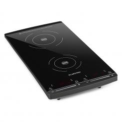 VariCook Slim Induktionskochfeld 2 Kochplatten 2900W 60-240 °C schwarz 2900 W