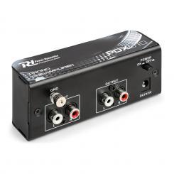 PDX010 Phono Preamplifier Phono-Line Stereo-Vorverstärker