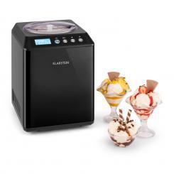 Vanilly Sky Family Eiscremebereiter Frozen Yoghurt 250W 2,5l schwarz Schwarz