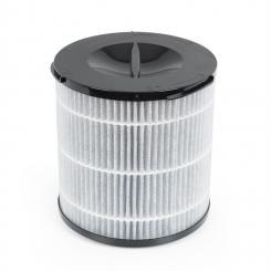 Arosa Filter 3 Komponenten Vorfilter HEPA H11 Kohlefilter schwarz
