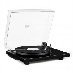 TT-Massive Plattenspieler 33 1/3 & 45 U/min Magnet-Abnehmer Phono Out