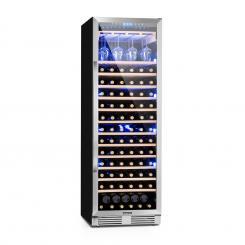 Vinovilla Grande Großraum-Weinkühlschrank 425l 165Fl. 3-Farben Glastür 425 Ltr | 1 Kühlzone