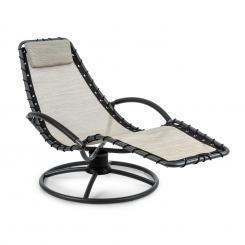 The Chiller Schwingliege 77x85x173cm 360 Comfort ComfortMesh beige Beige