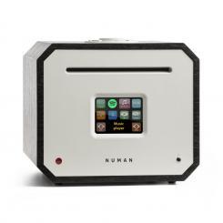 Unison Octavox Edition – All-in-One Stereoanlage: CD-Player, Internetradio, Receiver & Verstärker Schwarz