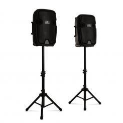 Combo 1 PA-Lautsprecher aktiv und passiv max. 700W Bluetooth schwarz 700 W