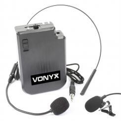 VPS10BP UHF Headset Taschensender-Kit für UHF-Systeme und PA-Anlagen