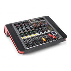 PDM-M404A Music Mixer 4 Mikrofoneingänge 24-Bit Multi-FX Prozessor USB-Player