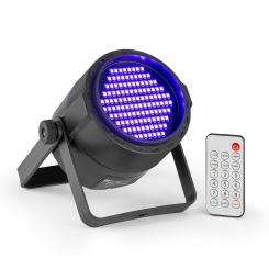PLS20 Blacklight UV Par LED-Strahler 120 x 3528 LEDs Akku Fernbedienung