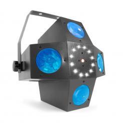 Multitrix LED 20x 1W RGBWA LEDs DMX- oder Standalone-Modus