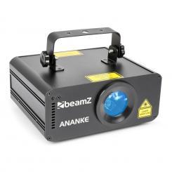 Ananke Laser 3D Rot, Grün und Blau DMX-/Standalone-Modus Fernbedienung